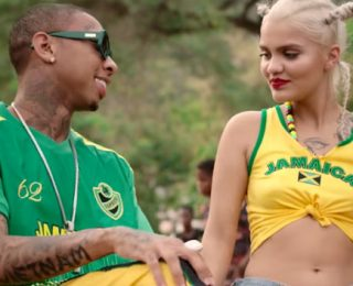 "Tyga Debut ""1 Of 1"" Video Shot In Jamaica"