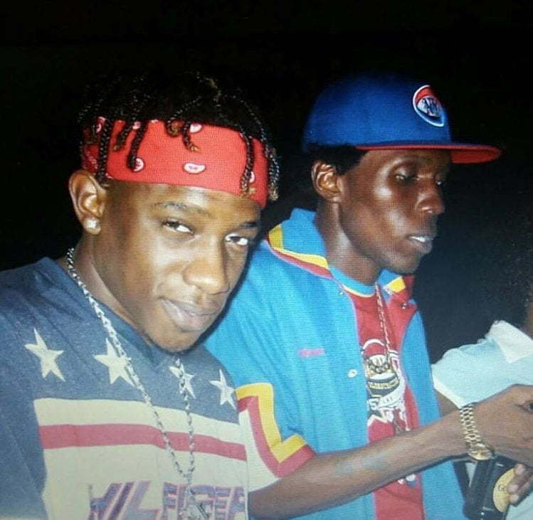 Wayne Marshall and Vybz Kartel