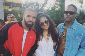 "Drake & YG Shoot Video For ""Why You Always Hatin?"""