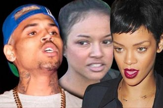 Is Chris Brown Singing About Rihanna & Karrueche On Dave East Song