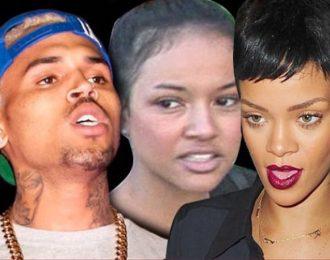 Chris Brown Still Hoping For A Karrueche and Rihanna Reunion
