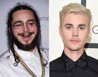 "Post Malone Preps His Debut Album ""Stoney"" Justin Bieber Guest Feature"