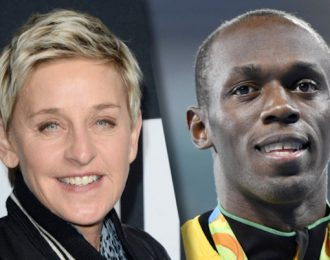 Usain Bolt Reacts To Ellen DeGeneres Controversial Tweet