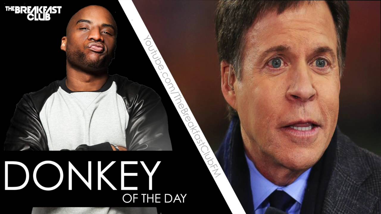 Charlamagne and Bob Costas