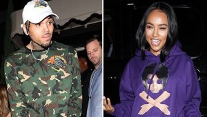 Chris Brown and His Fans Trolls Karrueche Over Court Case