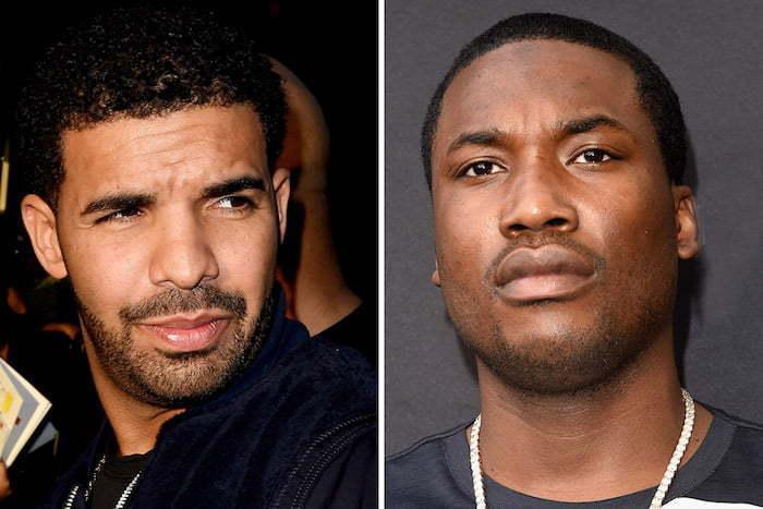 Drake and Meek beef