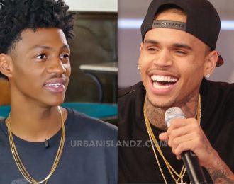 Bounty Killer Son Major Myjah Talks Writing Songs For Chris Brown Upcoming Album