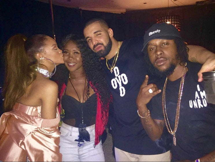 Rihanna Says She Won't Collaborate With Drake Anytime Soon