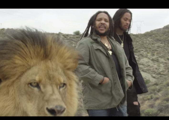 Stephen Marley and Waka Flocka