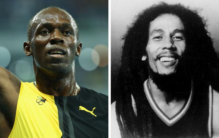 Usain Bob Marley