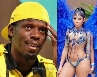 Is Usain Bolt Girlfriend Kasi Bennett Pregnant ?