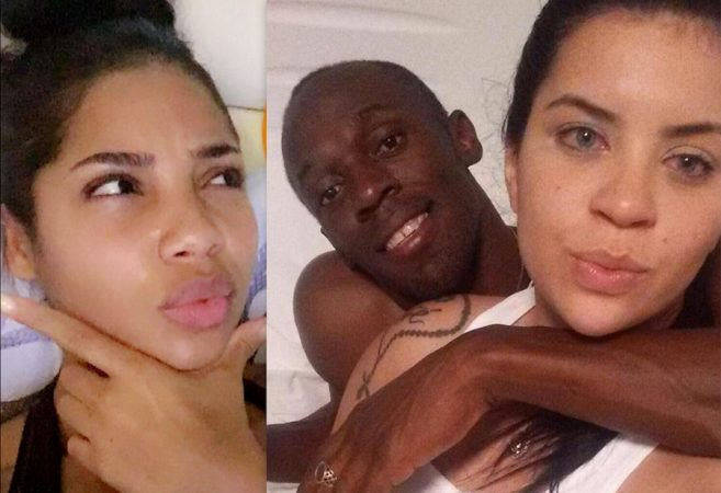 Usain Bolt Photo In Bed With Rio Gangster's Wife After Birthday Party