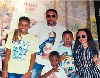 Vybz Kartel Gets Another Family Visit In Prison, Deejay In Good Spirit