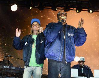 Wiz Khalifa & Snoop Dogg Rail Collapse At Concert 42 Injured