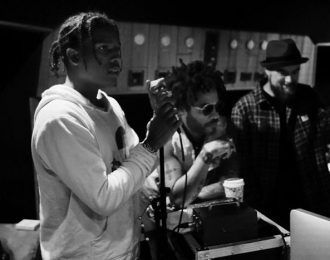 A$AP Rocky Hit The Studio With Lenny Kravitz For Third Album