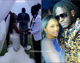 Aidonia and Kimberly Megan Got Married | PHOTOS