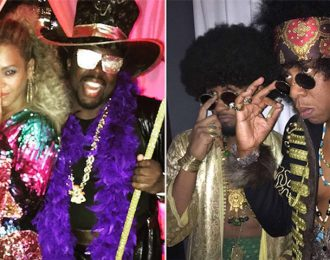 Beyonce & Jay Z Host Soul Train Party For Her 35th Birthday Celebration