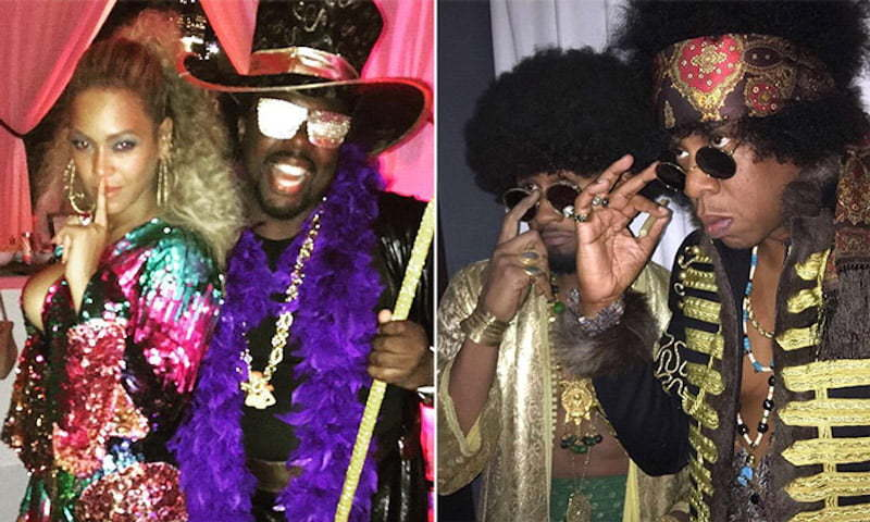 Beyonce Jay Z Soul Train - 50th Birthday Celebration Ideas For Husband