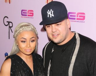 Blac Chyna Tweeted Rob Kardashian Phone Number After He Tweeted Kylie's