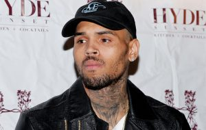 Chris Brown Gets Eight Platinum Plaque For Old Singles