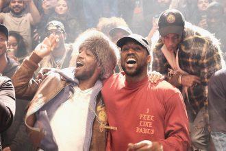 "Kanye West Praises Kid Cudi's New Album As ""Inspiring"""