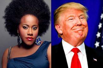 Etana Under Fire For Endorsing Donald Trump For President