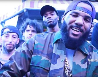 "The Game Debut ""Pest Control (Meek Mill Diss"" Music Video"