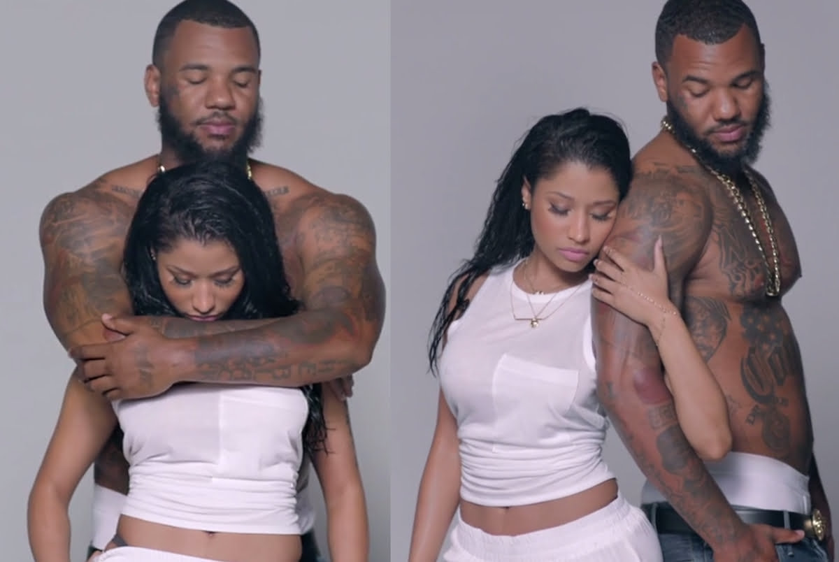 The Game Apologizes To Nicki Minaj For Dragging Her Into