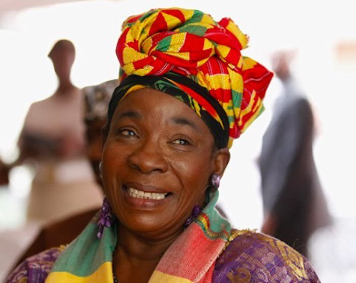 Rita Marley Hospitalized In Serious Condition