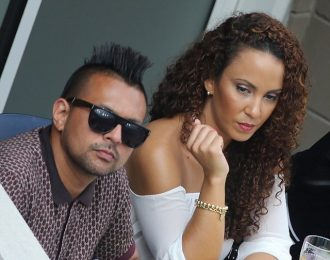 Sean Paul Wife Jodi Jinx Pregnant With First Child