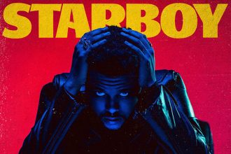 "The Weeknd New Album ""Starboy"" 