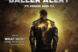 Kevin 'Chocolate Droppa' Hart  Ft T.I. & Migos – Baller Alert [New Music] | Stream