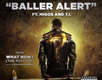 Kevin 'Chocolate Droppa' Hart  Ft T.I. & Migos – Baller Alert [New Music]   Stream