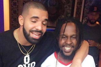Twitter Roast Drake & Popcaan Over OVO Hotskull Unruly Tattoo