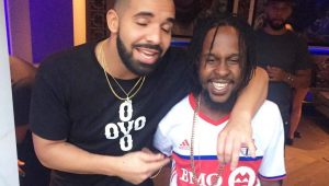 "Drake Wishes Popcaan A Happy 29th Birthday ""Unruly till I'm Dead"""