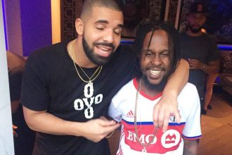 Popcaan Debut New Single On OVOSOUND Radio, Wishes Drake Happy Birthday