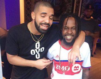 Popcaan Debut New Single On OVOSOUND Radio, Wishes Drake Happy Birthday