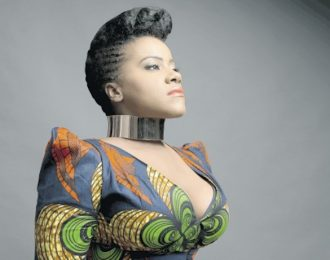 Etana Put Trump Controversy Behind Her Heads To Africa