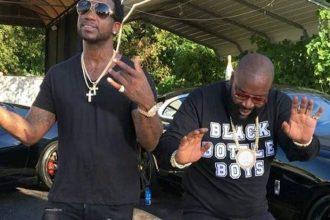 Rick Ross, Meek Mill & Gucci Mane Shots Fired On Music Video Set