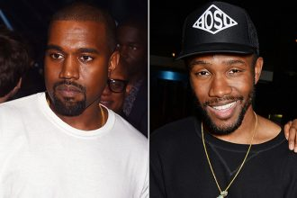 Kanye West To Boycott Grammys If They Don't Bend Rules For Frank Ocean