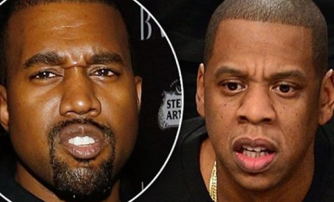 JAY-Z Chided Kanye West For Bringing Beyonce & Blue Ivy In Beef