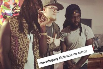 Mavado Hit The Studio With Di Genius and Justus, More Vybz Kartel Diss Coming