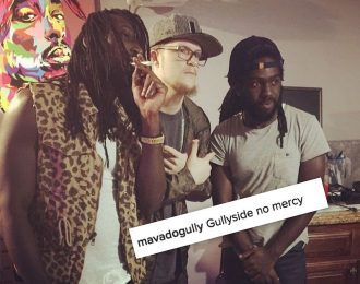 Mavado Hit The Studio With Di Genius and Justus, More Vybz Kartel Diss Coming