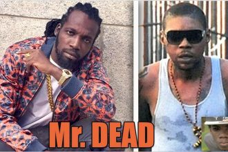 "Vybz Kartel Response To Mavado ""Don't Run Again"" Says Alkaline In Hiding"