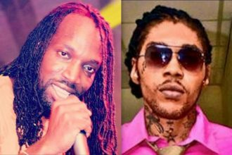 Watch Vybz Kartel and Mavado Sons Stunting On Each Other