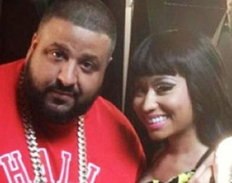 DJ Khaled Teases 'Do You Mind?' Video With Nicki Minaj & Chris Brown