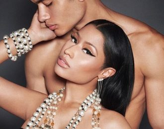 Nicki Minaj Talks Jay Z & Beyonce Covers Of Marie Claire