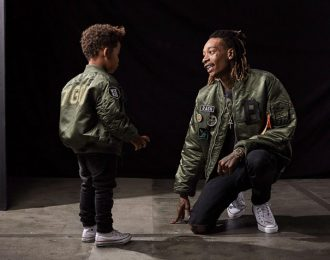 Wiz Khalifa Launches BASH Clothing Line Inspired By 3-Year-Old Son Sebastian