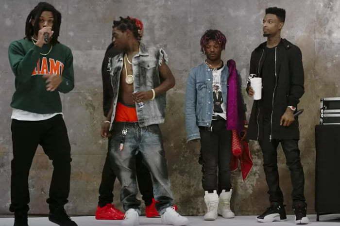 21 Savage, Kodak Black, Lil Yachty, Lil Uzi Vert