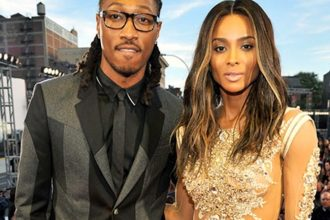 Ciara Drops Lawsuit Against Future Says It's Not Worth It
